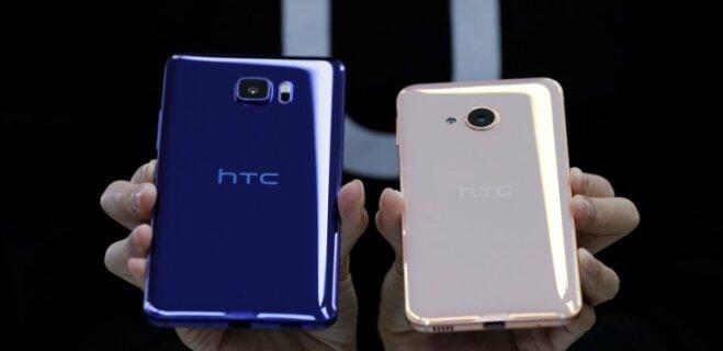 HTC представила смартфоны U Ultra и U Play c 16MPix селфи-камерами (+ВИДЕО обзора)
