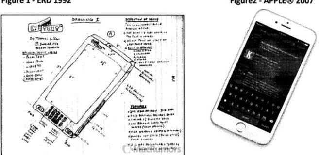 Amerikānis paziņojis, ka radījis 'iPhone' un pieprasa no 'Apple' 10 miljardus dolāru