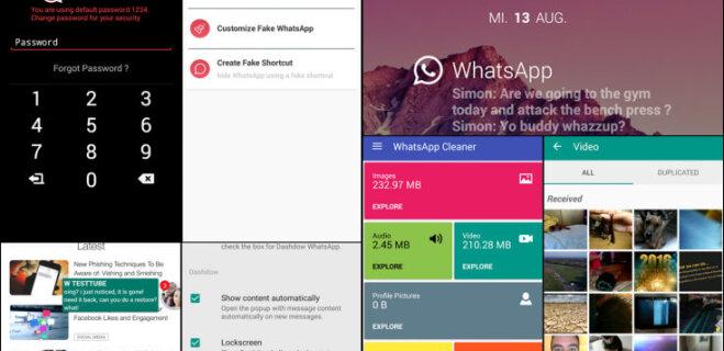 Četras bezmaksas 'Android' aplikācijas, kas padarīs 'WhatsApp' lietošanu ērtāku