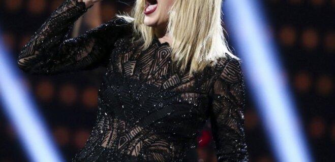 После трехлетней войны Тейлор Свифт вернулась в Spotify