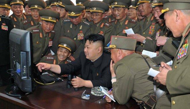 Чучхе онлайн. Какие сайты посещает политическая элита Северной Кореи