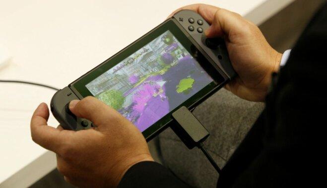 Объявлены дата выхода ицена Nintendo Switch, остальные детали