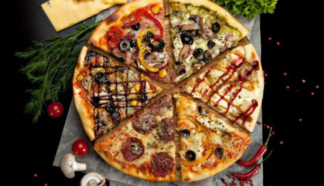 Kā pagatavot picu?