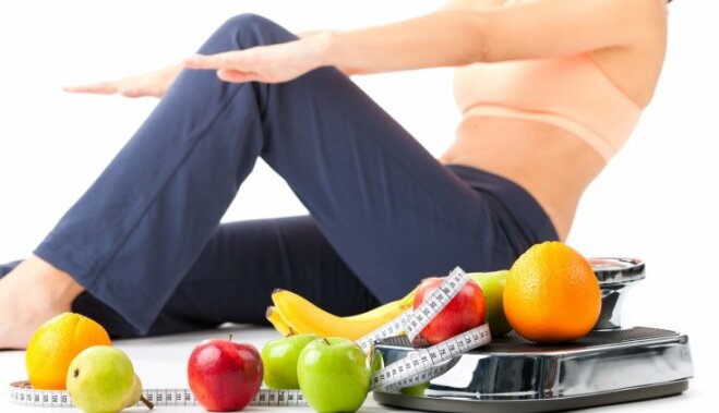 методы похудение в домашних условиях