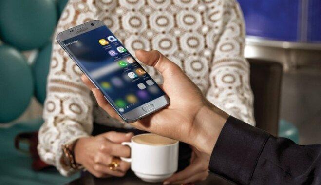 Самсунг представила Android-смартфон Galaxy C9 Pro с6 ГбОЗУ