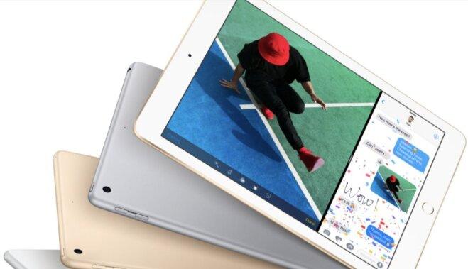 Apple представила (КРАСНЫЙ) iPhone 7 и дешевый iPad; удвоила емкость iPhone SE