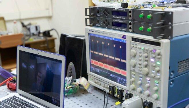 Ученые изТатарстана впервый раз вРФ запустили квантовую сеть интернета