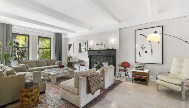 Sīkumiem ir nozīme – stilīgi iekārtots dzīvoklis Bruklinā