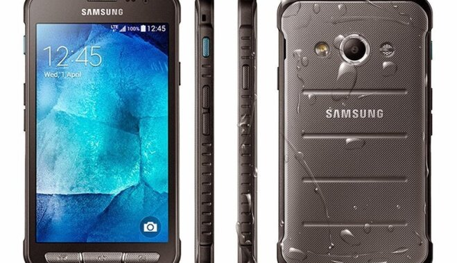 Из князи в грязи — Samsung представила защищенную версию Galaxy S7