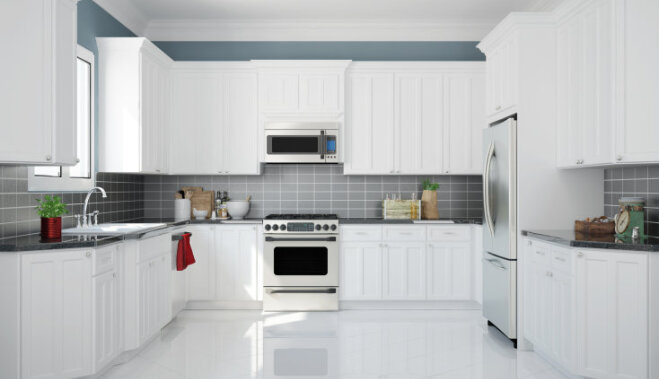 Покупка белой кухни: Топ-5 вопросов, которые надо себе задать прежде чем открыть кошелек