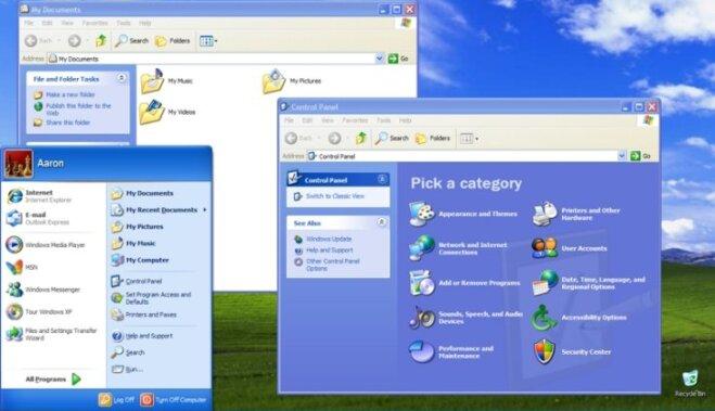 Septiņi padomi tiem, kuri joprojām izmanto 'Windows XP'
