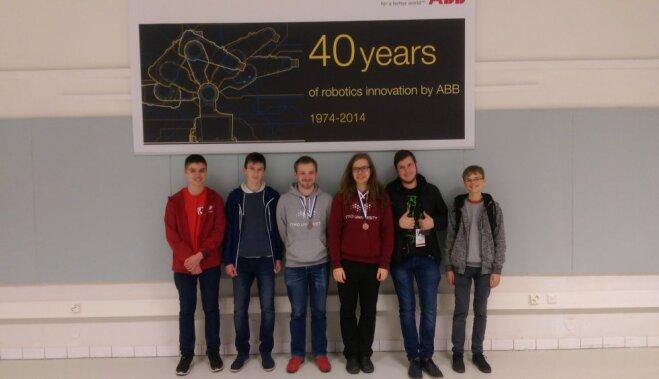 Латвийские школьники взяли две бронзовые медали на Балтийской олимпиаде по программированию