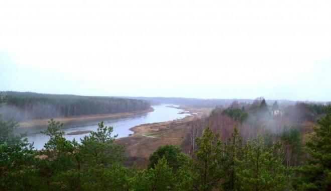 Skatu torņi, dabas takas un pat pontonu laipa - atklāti jauni tūrisma objekti Latgalē