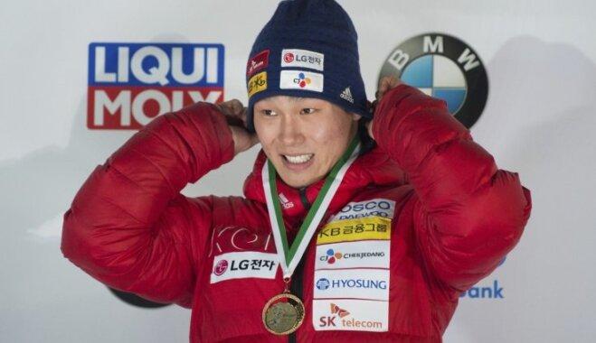 Dukura konkurents Sunbins Juns: Olimpiādei esmu perfekti gatavs