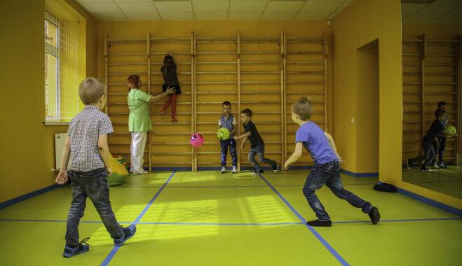 В Латвии открывается первая частная детская клиника Bērnu veselības centrs