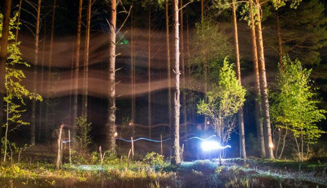 Kārsavā gatavojas nakts sēņošanas festivālam 'Ejom bakuot'