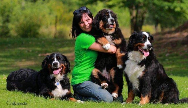 Suns – terapeits: pansionātā ķepaiņu vizīte ir svētki