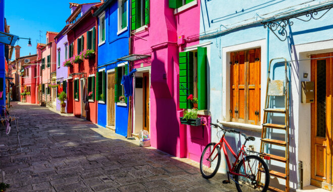 Tik koši, ka acis žilbst – 13 krāsainākās pilsētas pasaulē