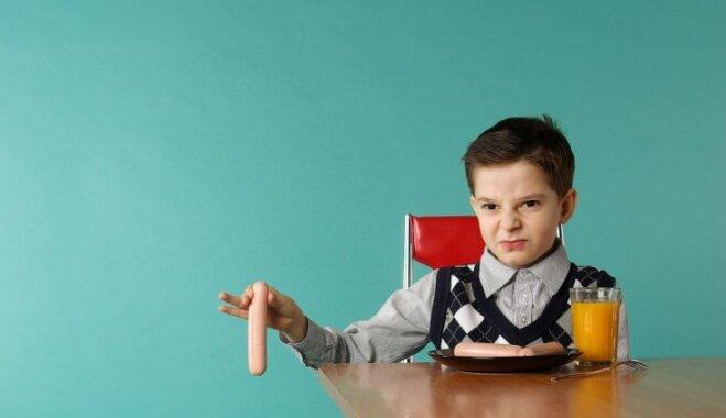 Uztura speciāliste: viskaitīgāk ir pieēst pilnu vēderu ar produktiem, kas rada mānīgu sāta sajūtu