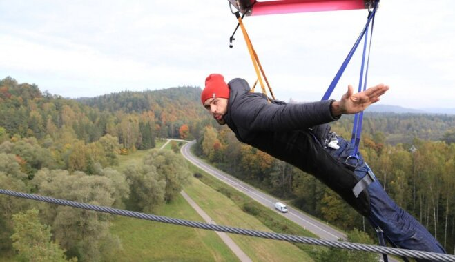 Eksperts: aktīvās atpūtas jomā Latvija ir soli priekšā kaimiņiem