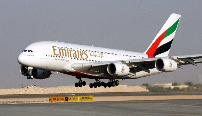 Emirates планирует отказаться от иллюминаторов в своих самолетах