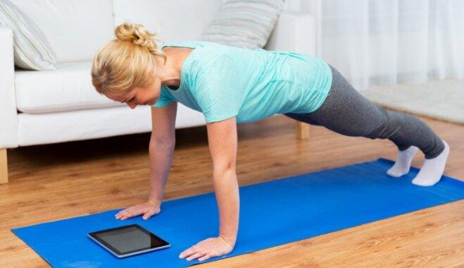 ФОТО. Виртуальный спортзал: 15 тренеров по фитнесу, которые вдохновят вас заняться спортом