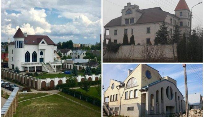 ФОТО. Не замки и не дворцы: необычные дома в Литве