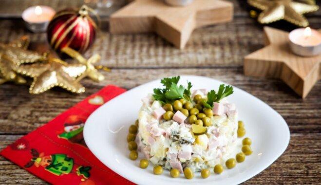 Нет салата – нет и вечеринки? Подборка простых и вкусных рецептов для новогоднего стола
