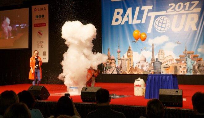 Tūrisma izstādē 'Balttour' piedalīsies vairāk nekā 850 uzņēmumi