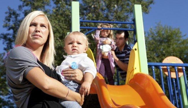 Piecas situācijas, kad tev ir pilnas tiesības aizrādīt svešam bērnam