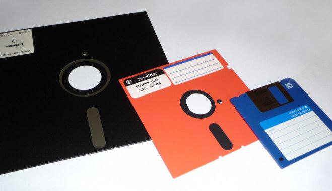 """Пентагон """"завяжет"""" с переноской ядерных кодов на восьмидюймовых дискетах из 1970-х годов"""
