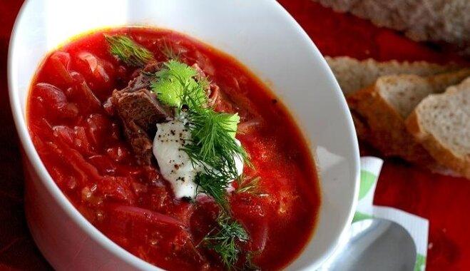 5 рецептов культового борща: с мясом, с яблоками, вегетарианский