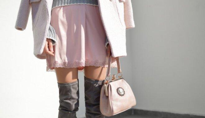Семь стильных комплектов одежды для холодов