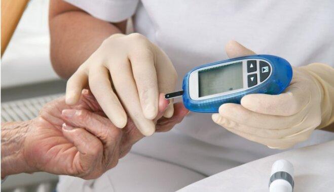 Asociācijas vadītājs: veselības pārbaudes liecina – cukura diabēta pacientu veselības stāvoklis pasliktinās