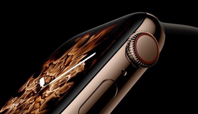 Apple представила обновленные часы Watch с функцией ЭКГ