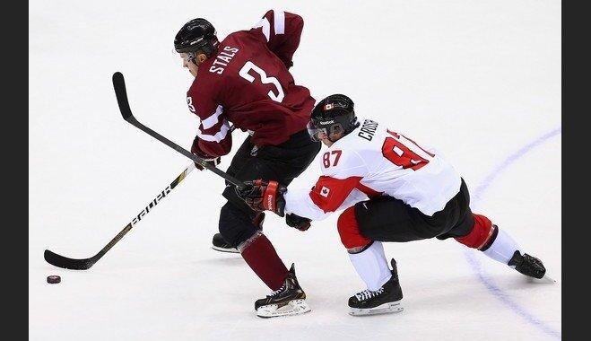Hokeja skolas 'Kurbads' vadītājs Juris Štāls: bērnu fiziskā sagatavotība ir vāja