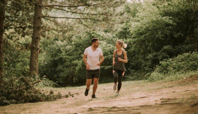 Piecas bieži pieļautas kļūdas, sportojot brīvā dabā