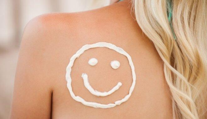 Ieteikumi, lai arī vasarā āda būtu vesela un jauneklīga