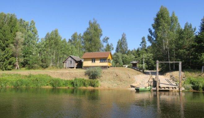 Ģimenes ceļojums: nedēļas nogale kempingā un izklaides Līgatnes apkārtnē
