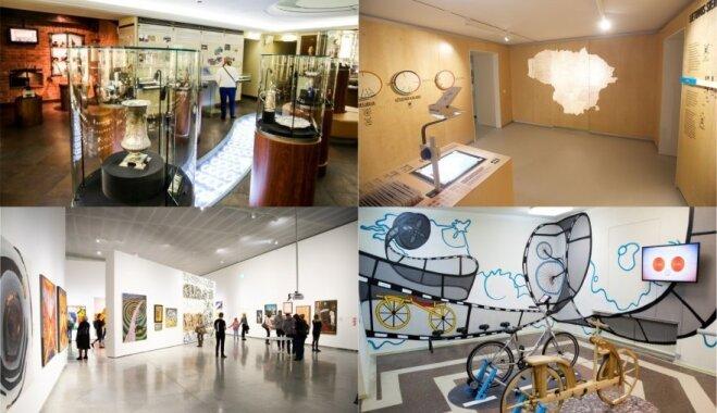 74 музея в Литве раз в месяц откроют двери для посетителей бесплатно