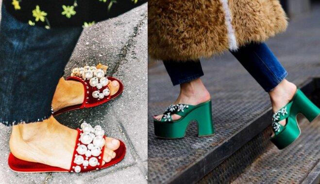 Vasaras šiks: apavu pāri, kas iekaros kurpju mīļu sirdis