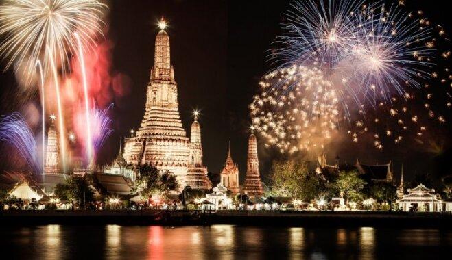 Citāda gadu mija – Jaunā gada sagaidīšanas tradīcijas eksotiskos galamērķos