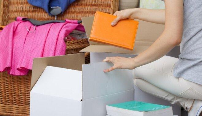 Četri noteikumi un ieradumi, kas palīdzēs mājvietā saglabāt kārtību bez īpašas piepūles