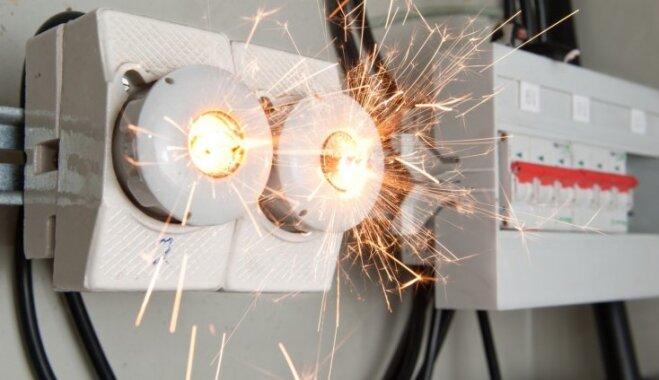 Tikai trešdaļa Latvijas iedzīvotāju ir pārliecināti par mājoklī ierīkotās elektroinstalācijas drošību