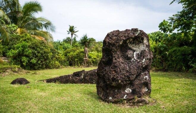 Latviešu ceļotāju pieredze: Palau salu vilinājums – lidojums virs okeāna un krupji kucēna izmērā