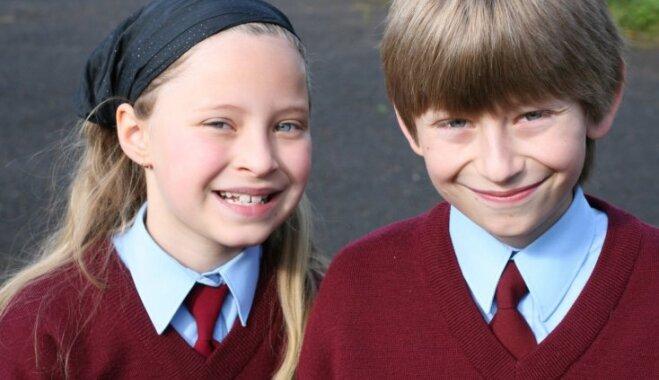 Biežākās modes dizaineru un skolu vadības kļūdas, izvēloties skolēnu formas