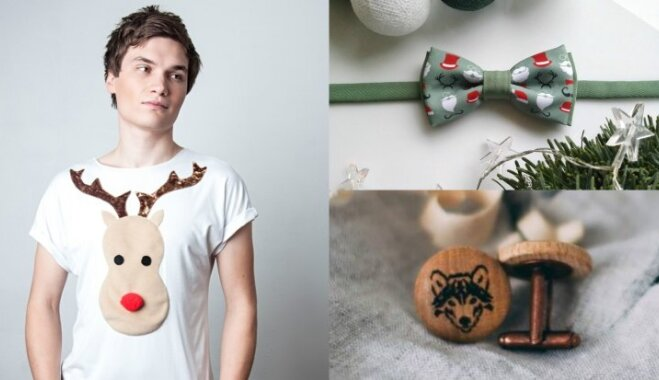 Ziemassvētku dāvanu ceļvedis: stilīgas, Latvijā ražotas lietas, ko dāvināt vīrietim