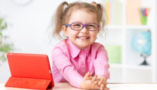 Neiroloģe: Kopābūšana un fiziskas aktivitātes dod bērnam laimes izjūtu arī bioķīmiskā līmenī
