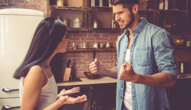 Piecas lietas, par ko mēdz strīdēties pat vislaimīgākie pāri