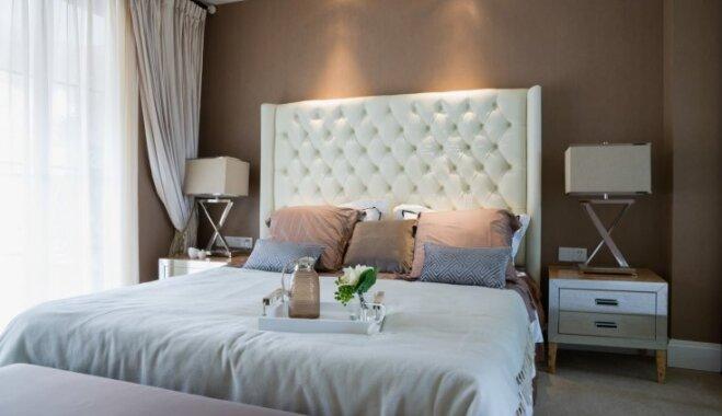Ar romantisku šiku – feinas idejas gultu svārkiem